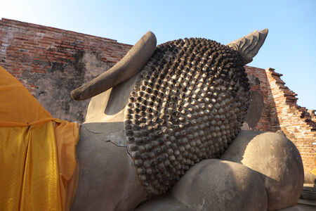 Reclining Buddha photo
