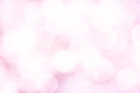 Bokeh abstrakte Lichter Hintergrund. Rosa Ton