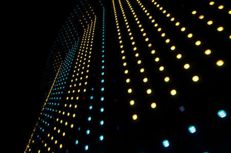 blackout: LED light