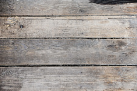 craquelure: Textured background of aged wooden boards Stock Photo