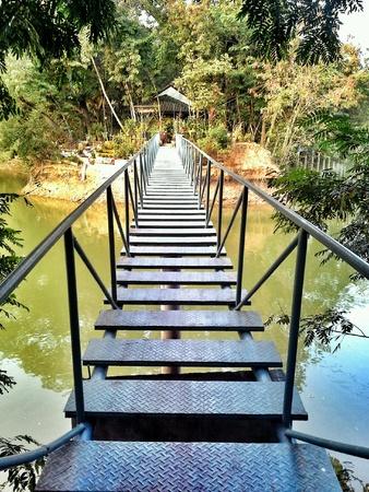 iron: Iron bridge
