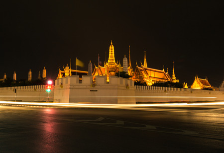 thai ethnicity: Temple of the Emerald Buddha at Thailand