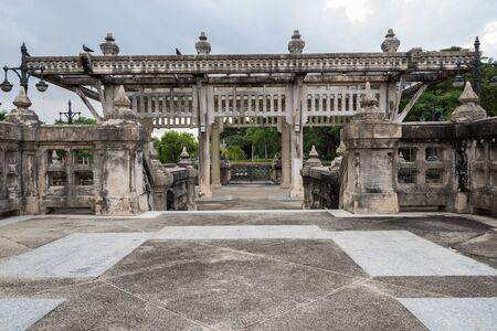 jewish town: The old places in thailand