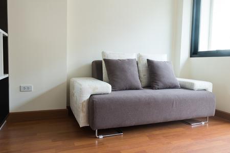 modern living: The Modern living room interior. Editorial
