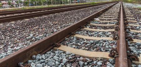 The way of railway track.