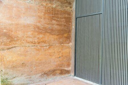 Metal Door texture background