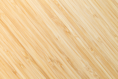 Bamboo surface merge for background, top view brown wood paneling Stockfoto