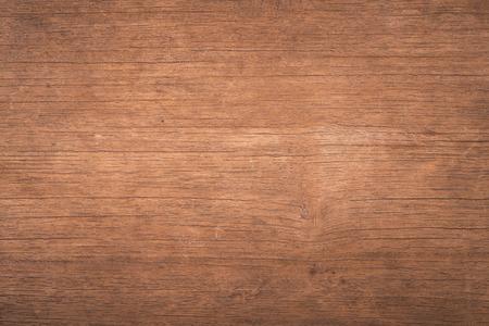 Vieux fond en bois texturé foncé grunge, la surface de la vieille texture en bois brun, lambris en bois brun vue de dessus Banque d'images