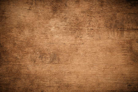 Old grunge dark textured wooden background , The surface of the old brown wood texture , top view teak wood paneling