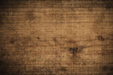 Old grunge dark textured wooden background, The surface of the old brown wood texture, Top view teak wood paneling
