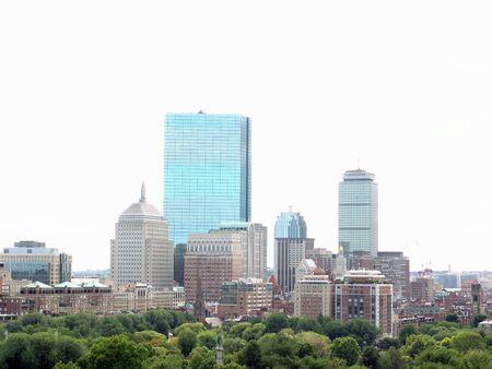 Бостон Skyline