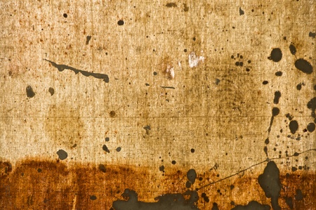 background image of old used painter's drop cloth tarp, back lit.  Stock Photo - 8640948