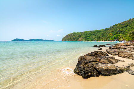koh samet: Clear water and beautiful beach in Koh Samet island