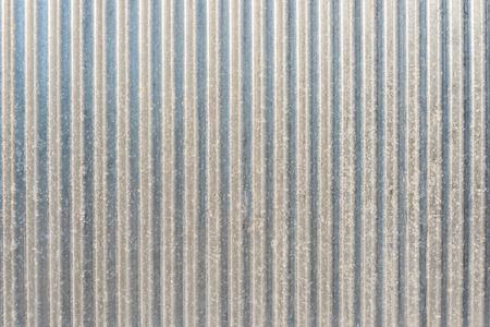 Texturen von Zinkdachplatten.