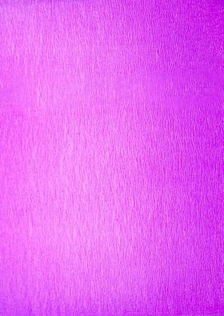Crushed coloured paper, background of lilac color Stock Photo