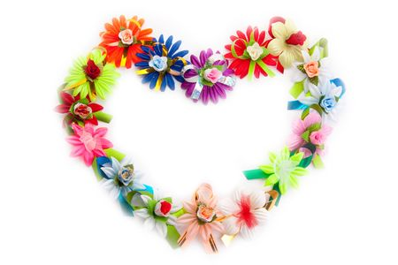 Heart, gift to the day of saint Valentine