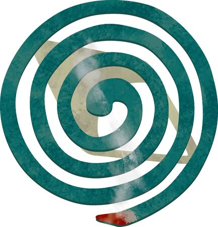 Summer items, mosquito coil