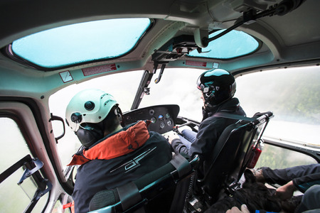 challange: Helicopter Rescue Tyrolian Alps