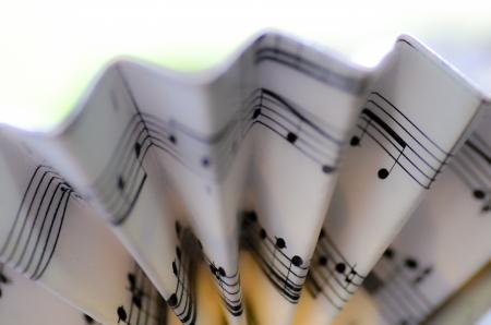 paper Bladmuziek