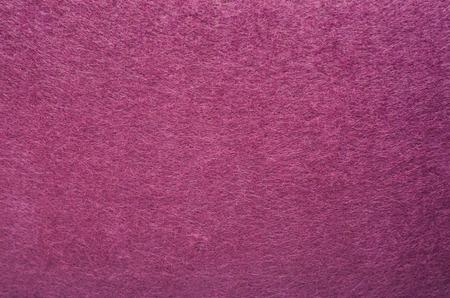 Paars Kleur Gevel Textuur Achtergrond. Vezelstructuur van vilt close-up