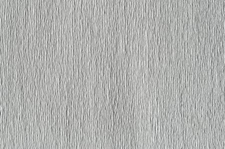 Texture blanche de papier gaufré. Papier ondulé. Motif de rainures verticales Banque d'images - 80679162
