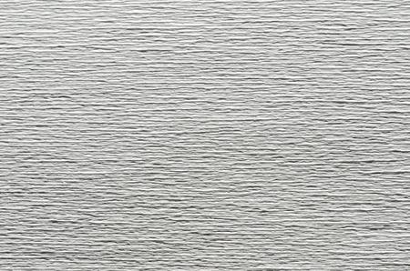 Texture blanche de papier gaufré. Abstrait avec des rainures profondes dans la texture du papier ondulé. Modèle de rainures horizontales Banque d'images - 80679165
