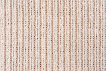 Knit Fabric Texture Background