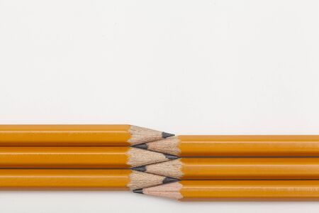 banner of pencils Archivio Fotografico