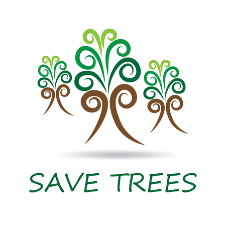 save the environment: Cutting trees is the biggest sin for the environment which is done by humans ourselves. Save trees save environment.
