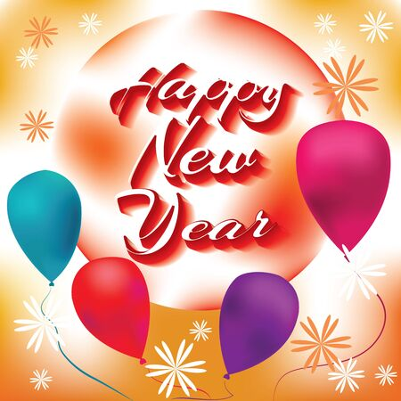 end of the world: A great and bright year for all. Happy new year.