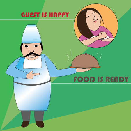 ready cooked: Food