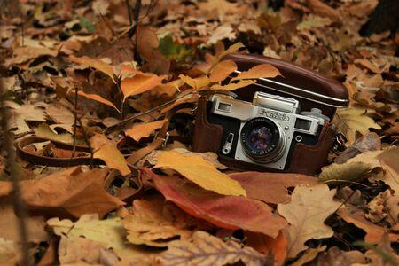 cues: old camera