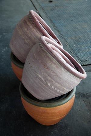 traditonal: handmade traditonal vase