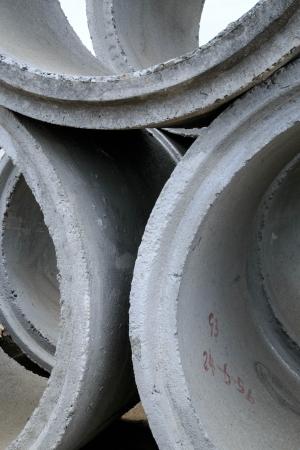 clarifier: New concrete Tank for construction