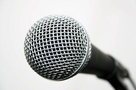 vocalist: Industry standard vocalist microphone