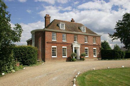 english bus: Historic Georgian Mansion Hotel in Kent
