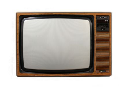 tv retro: 70s Stye TV Set