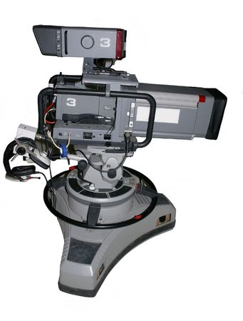 Studio Video camera photo