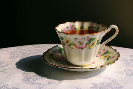 pekoe: afternoon tea