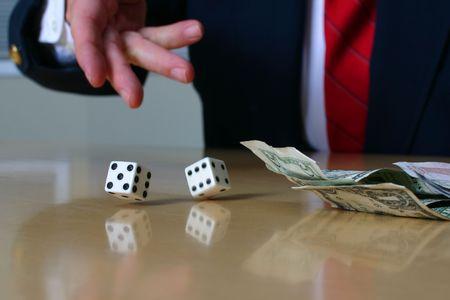 Geschäft ist ein Glücksspiel Series # 3