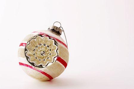 Single vintage ornament Stock Photo