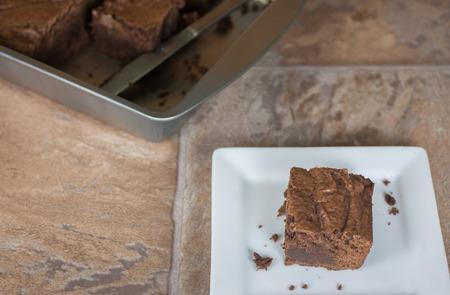 characteristic: Homemade Chocolate Fudge Brownies