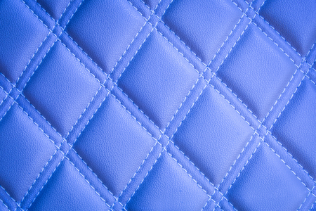 leathern: Blue leather, texture