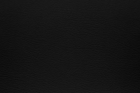 Fondo de textura de cuero negro