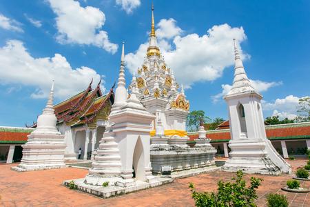 surat: Wat Phra Borommathat Chaiya Ratchaworawihan, Surat thani Province, thailand