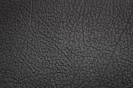 Black leather and texture background