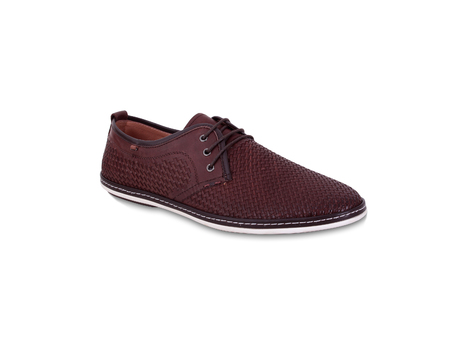 Shoes for a young man, for daily use Stock Photo