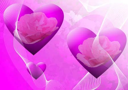 Aftelkalender voor Valentijnsdag Stockfoto - 2480666