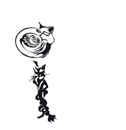 cats dancers