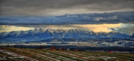 tatry: Tatry Mountain Stock Photo